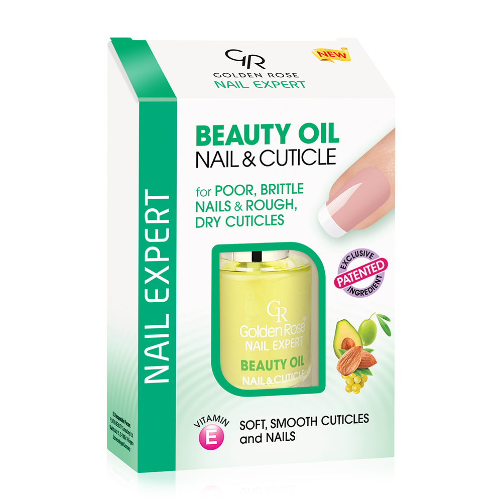 Golden Rose > NAILS > NAIL CARE > Nail Expert Beauty Oil Nail & Cuticle