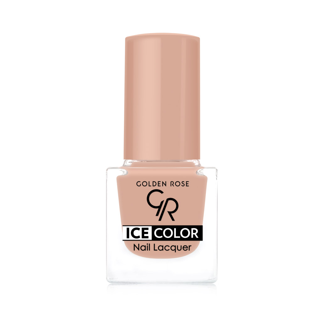 Golden Rose Gt Nails Gt Nail Lacquer Gt Ice Color Nail Lacquer