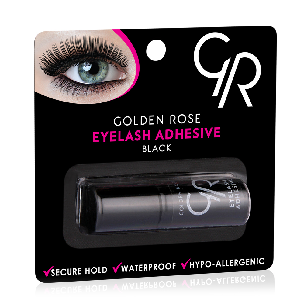 Golden rose accessories eyelash accessories eyelash for Rose adesive